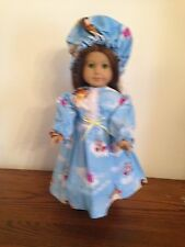 DORA/BOOTS  NIGHTGOWN THAT FITS AMERICAN GIRL/BITTY BABY DOLLS