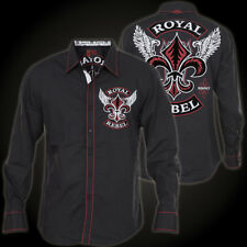 Rebel Spirit Shirt LSW151750 Black