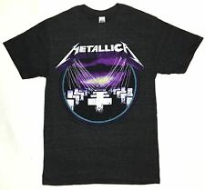 Metallica MASTER OF PUPPETS Vintage T-Shirt 100% Authentic & Licensed