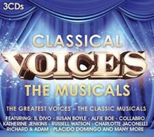 Various - Classical Voices: The Musicals NEW CD