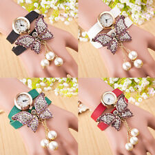 Korean Romantic Series Fashion Butterfly Bracelet Watch Quartz Watches