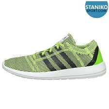 Mens ADIDAS ELEMENT REFINE TRICOT Flyknit Trainers M21449