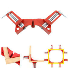 """3"""" 75mm Right Angle Corner Mitre Clamp Vice Picture Frame Clamps Square Framing"""