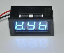 Red Green Blue 0.56''LED Voltage meter Voltmeter DC 2.5-30V mini volt meter