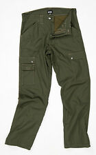 TGP115 ToughGuard Men's Fleece Lined cargo Pant with stain release finish NEW