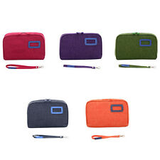 Makeup Bankbook Arrange Bag Cosmetic Case Pouch Toiletry organizer