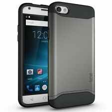 TUDIA Slim-Fit MERGE Dual Layer Protective Skin Cover Case for NUU Mobile X4