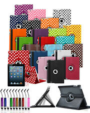"Samsung Galaxy Tab E (9.6"") T567 Tablet 360 Rotating Folio Case Cover & Mini Pen"