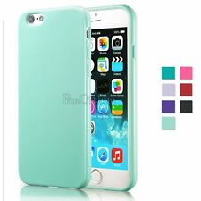 Ultra Thin Soft Silicone Rubber Gel Jelly Case Cover Skin For iPhone 6 Plus 5.5""