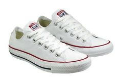 BRAND NEW UNISEX ADULT CONVERSE ALL STAR CHUCK TAYLORS LOW  (WHITE) RRP:$90