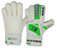 Professional Football GoalKeeper Gloves with Personalized Option:Size7,8,9,10,11