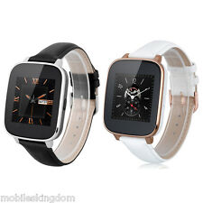 IP65 Bluetooth Smart Wrist Watch Phone Mate Heart Rate for Android IOS iPhone UK