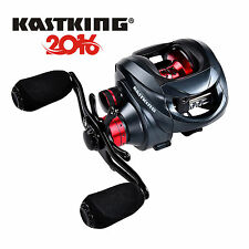 KastKing Spartacus Low Profile Baitcaster Baitcasting Fishing Reels