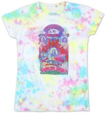 Junior's: Led Zeppelin - Electric Magic Juniors (Slim) T-Shirt Tie Dye New