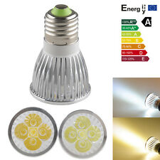 3Pcs/Lot Epistar LED E27 Bulbs 5x3W 15W Warm/Cool White Spot Light Lamp Indoor