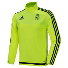 Adidas 2015/16 Real Madrid Volt Soccer Football Training Top S88965
