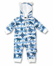 Six Bunnies Nautical Baby Romper NB-24mths | Rockabilly Tattoo Sailor Onesie