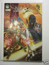 SOULFIRE #1 SIGNED BY  MICHAEL TURNER & PETER STEIGERWALD