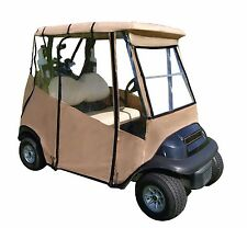 Universal Portable Golf Cart Cover by DoorWorks. Fits EZGO, Club Car and Yamaha!