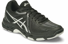 Asics Gel Netburner Ballistic Womens Netball Shoes (B) (9093)
