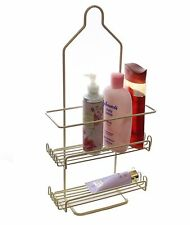 Ybm Home Two Tier Deluxe Shower Caddy Rack  with Shelves 1129-12 1830-10