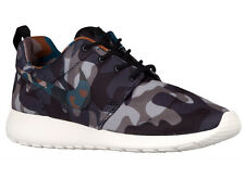 NEW WOMENS NIKE ROSHE ONE RUNNING SHOES TRAINERS BLACK / BRIGADE BLUE / ANTHRAC
