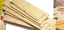 Pine Board Shelves, Laminated Shelving Furniture Panel Perfect for Shelving DIY