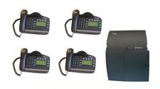 BT Versatility Phone System  & 8 x  V8 Feature Phones - Voicemail & Hold Music