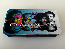 Coldplay Viva La Vida Tour Art Poster FLIP PHONE CASE COVER ALL IPHONE & SAMSUNG