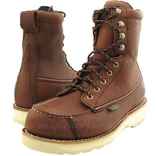 """Red Wing Irish Setter Hunting Boots Mens Wingshooter 9"""" Waterproof 894 Moc Toe"""
