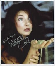 Kate Bush SIGNED Photo 1st Generation PRINT Ltd, No.'d + Certificate / 7