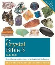 The Crystal Bible: Godsfield Bibles: Volume 3 by Judy Hall - Paperback