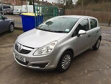 2010 VAUXHALL CORSA SPECIAL 1.2 CDTI ECOFLEX, 1 OWNER £30 TAX FULL SERVICE HISTO