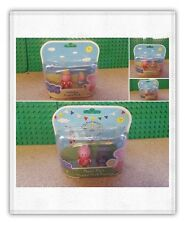 peppa pig figures holiday theme park figure sets Peppa George Danny Suzy
