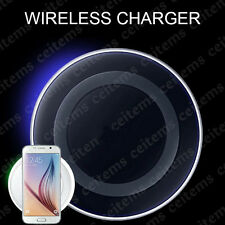 Qi Wireless Charger Charging Pad Dock for Samsung Galaxy S7 S6 edge+ Plus Note 5