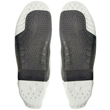 Alpinestars NEW Mx Tech 10 Motocross Boots White Black Replacement Soles Inserts