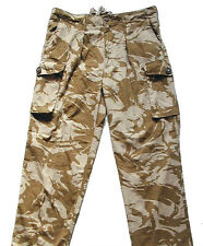 BRITISH ARMY DESERT COMBAT TROUSERS - GRADE - 1 - FREE POSTAGE - VARIOUS SIZES