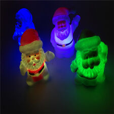 7Colors Changing Santa Claus LED Night Light Lamp Xmas Home Party Decor Gift