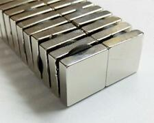 2016 Super Strong Square Rare Earth Neodymium Magnets N35 20mm x 20mmx5mm