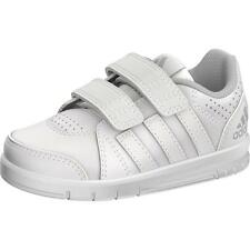 Adidas LK Trainer 7 Infant White Synthetic Trainers