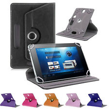 Tablet Tab Universal Case Cover 360°  Leather Rotate Stand For Samsung Galaxy