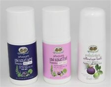 Abhaibhubejhr Deodorant Natural Safe and White Roll on 50 ml