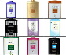 100g Yardley London Talcum Powder English Lavender Rose Sandalwood Jasmine Talc