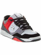 DC Grey-Grey-Red Stag 2 Shoe