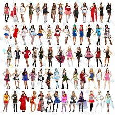 LADIES STORYBOOK OCCASIONAL FESTIVAL PARTIES WOMEN COSTUME FANCY DRESS OUTFITS