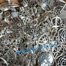 Wholesale Vintage Antique Silver Mixed Alloy Charms Pendant DIY Jewellry Making