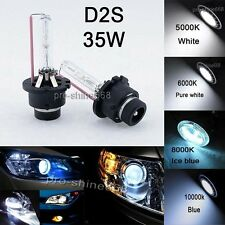D2S LOW Beam D2C HID Headlight Replacement Conversion Bulb Xenon KIT For MAZDA