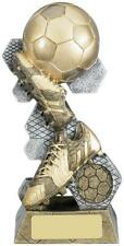 Maia Football Boots And Ball Antique Gold Various Sizes Available , Own Centrepi