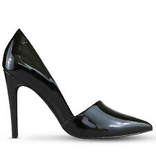 Wittner Ladies Shoes Black Patent leather Heels