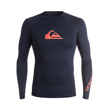 Quiksilver All Time Long Sleeve Rash Vest